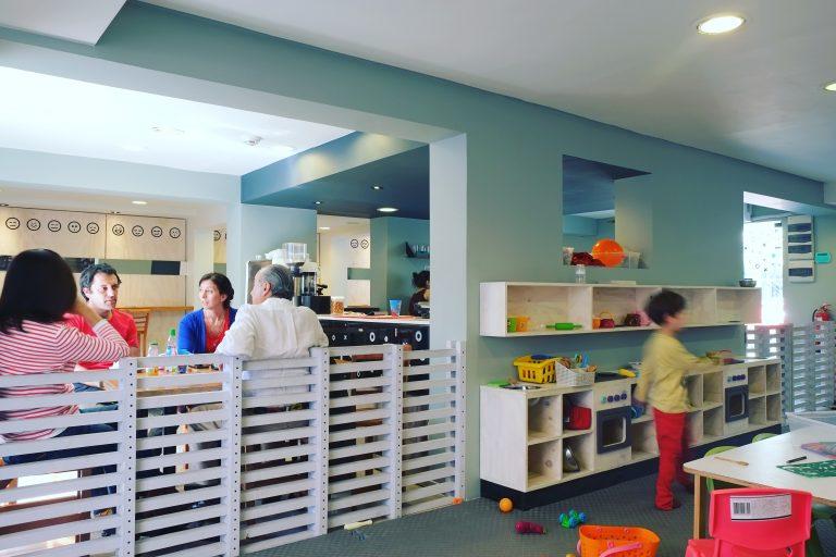 Estas 5 cafeterías familiares de Santiago dejarán felices a grandes y chicos