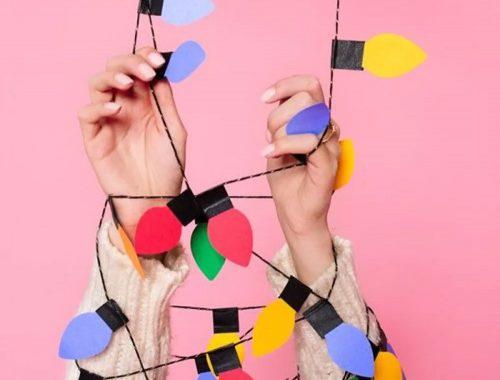 12 Ideas que puedes hacer tu mismo para la decoración navideña