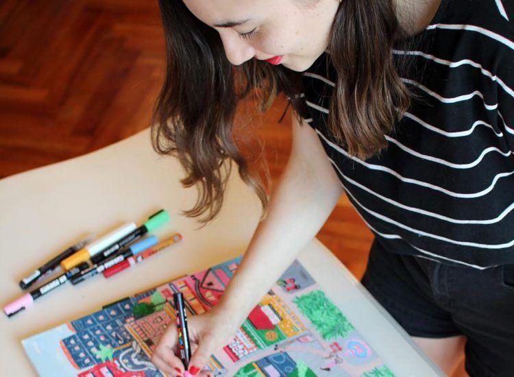La lista definitiva de las ilustradoras chilenas que debes seguir