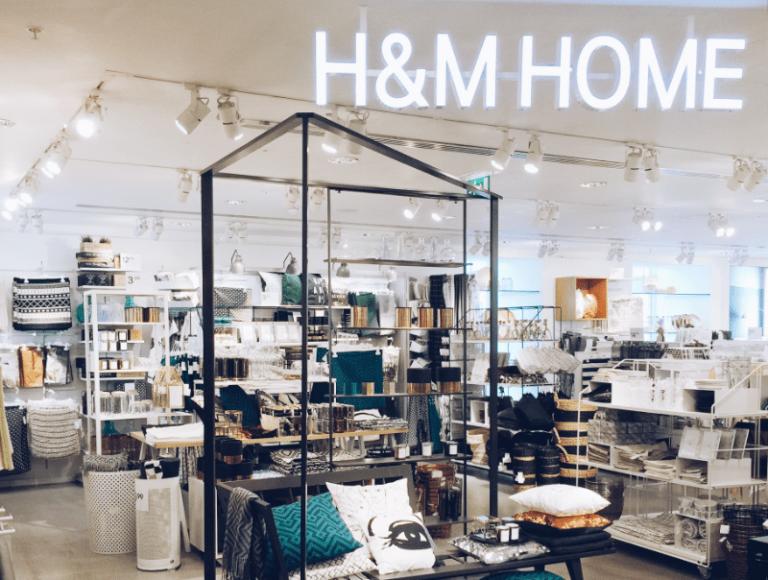 Buenas noticias! H&M Home abre tienda en Santiago de Chile